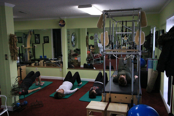 Web pictures for Pilates on 1st