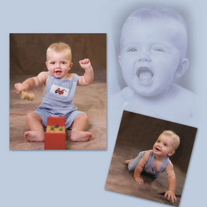 Children being themselves - portraits for a lifetime!                    Lexington Kentucky Photographer, John Lynner Peterson