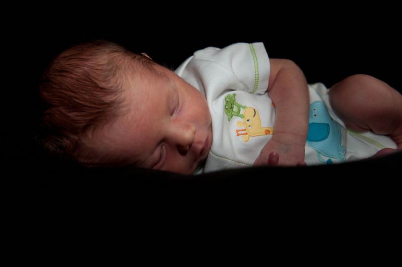 Connor Newborn