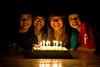 Nicholas, Emily, Alyssa and Christopher, 10th birthday party.