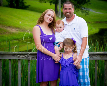 Cook Family Photos 7-2013