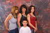 Corina & Family Portraits: Photoshoot of Corina James and her three kids