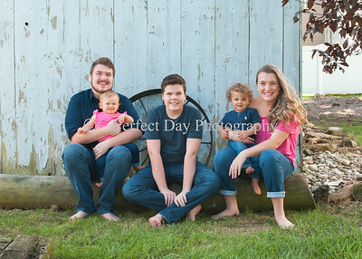 Corin's Family Portraits
