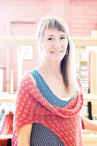Custom Woven Interiors - Kelly Marshall, textile designer & weaver (Minneapolis, USA)