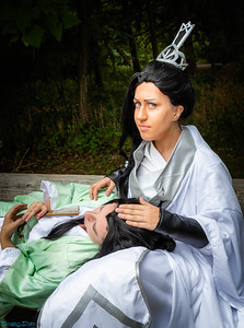Eowinth Cosplay and Apollo_Ven