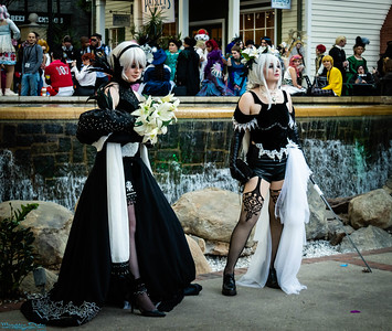 2B & A2 from NieR:Automata by Stars & Alchemic_Rose