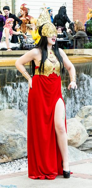 Vampire Queen Kasdeya by Jenna Say What!?