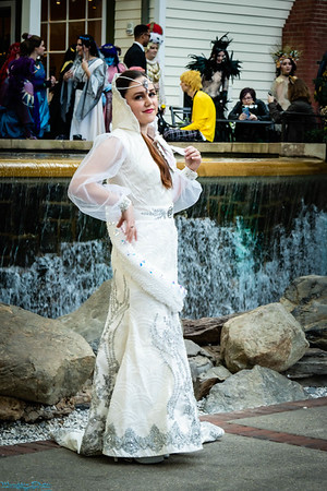 The Childlike Empress from the Never Ending Story by LyddiDesign Costumes