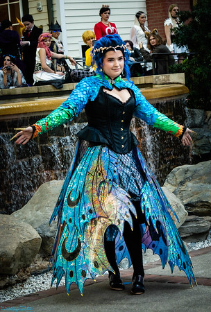 Brightwing Faerie Dragon from WoW by Catastic Cosplay