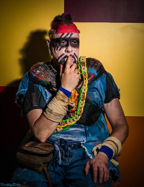 Technicolor Mike B