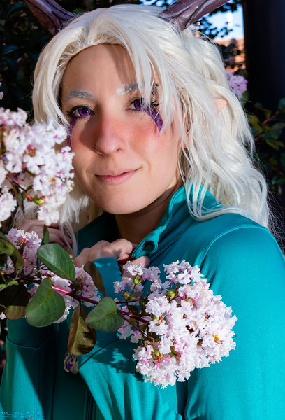Coralinx_cosplay (Rayla from Dragon Prince -casual version)