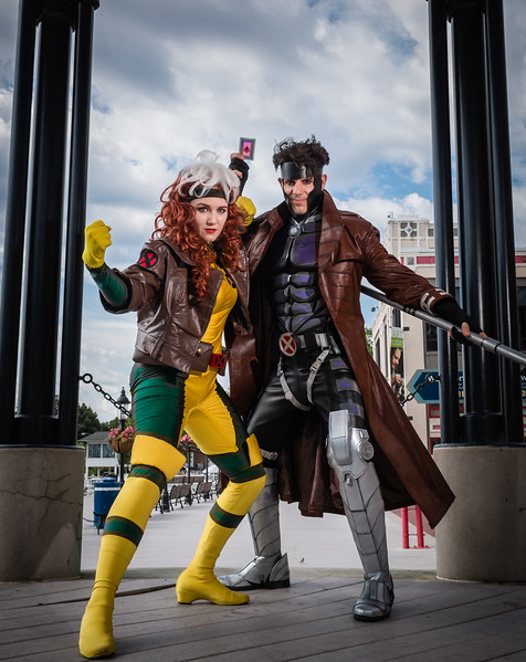 Patrick Benson and Life of Cosplay