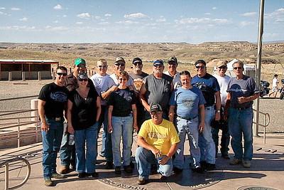 Four Corners of the United States - Utah/Colorado/Arizona/New Mexico A Common Bond 2008