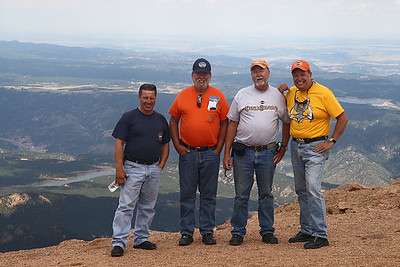 "Pike's Peak ""Quad"" Canon City, Colorado 2008"