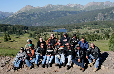 Estes Park, Colorado High Noon 2008