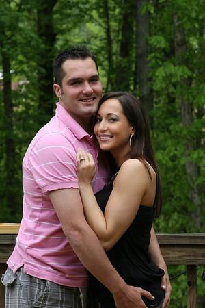 April 08: Ashley & Jason