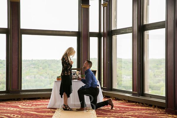 2018 5.11 Ben LaChelle Proposal | InterContinental Hotel