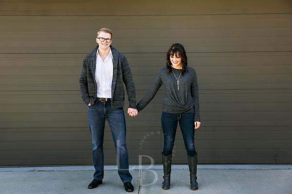 2018 10.17 Hunter & Sam | Engagement Session