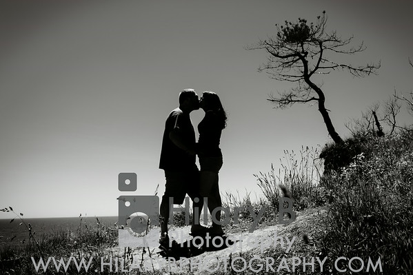 Christen and Ian Murphy Engaged and Rehearsal, Block Island RI