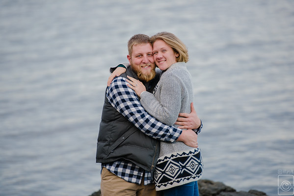 Hunter & Nicole Engage Proposal,  Newport RI