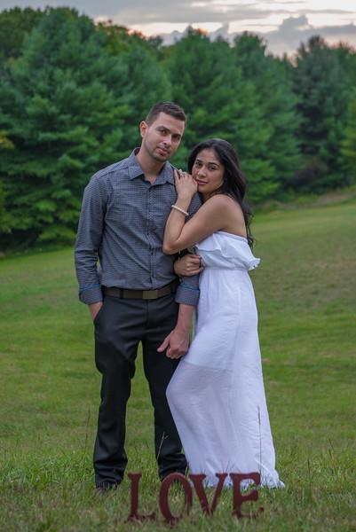 Engagement Portrait Photography
