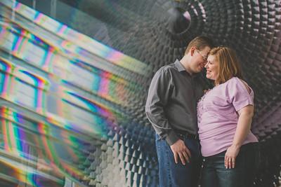 Laura + Aaron Engagement