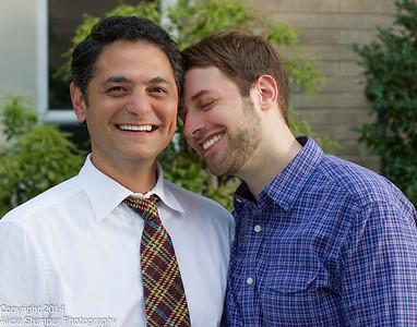 Mark and Matt