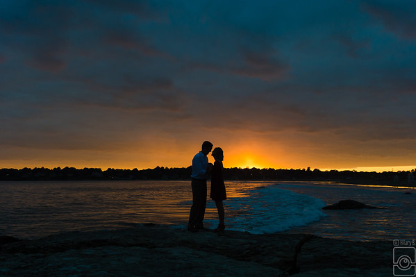 Ryan and Caroline Surprise Proposal, 1st Bch. Newport RI