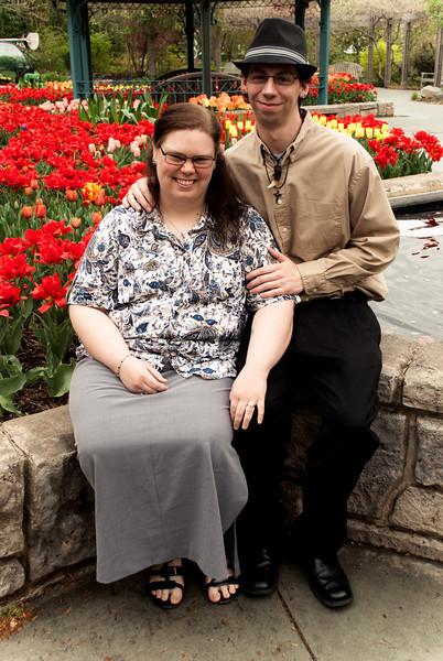 Tom & Sarah Spring