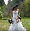 Bride&FlowerGirl