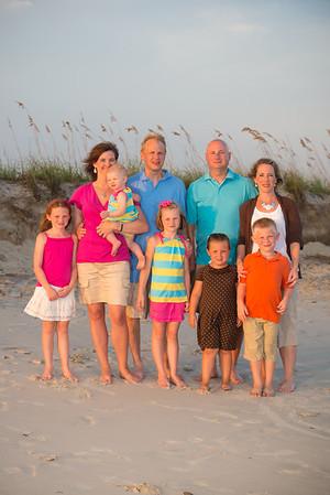 Cowart Family Portraits