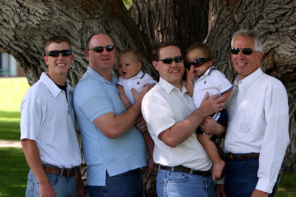 Cowley Family 2005