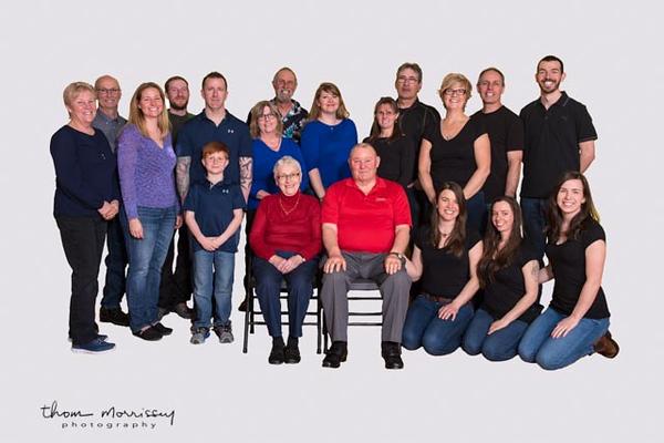 Cremer Family