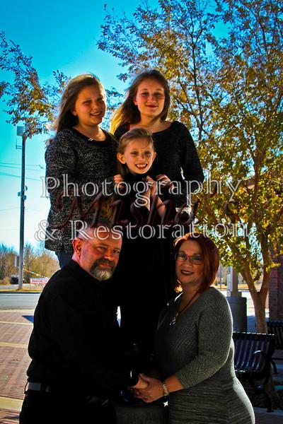 Criscione Family Portraits