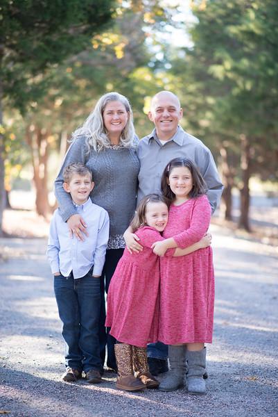 Csontos Family