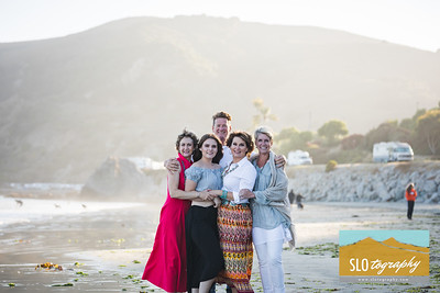 Cuming Family Portraits ~ Port San Luis Beach