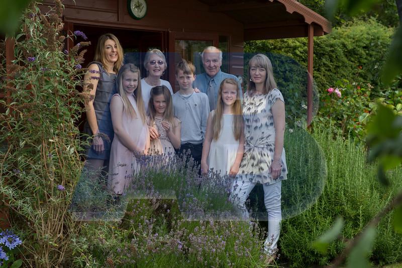 Curphy Family Portrait