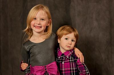 Cusick Holiday Portraits