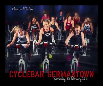 Cyclebar Germantown Shoot