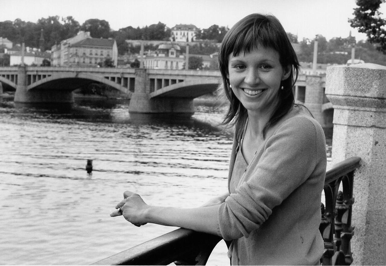 Jitka - Prague, 2006