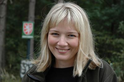 Jana - Prague, 2008