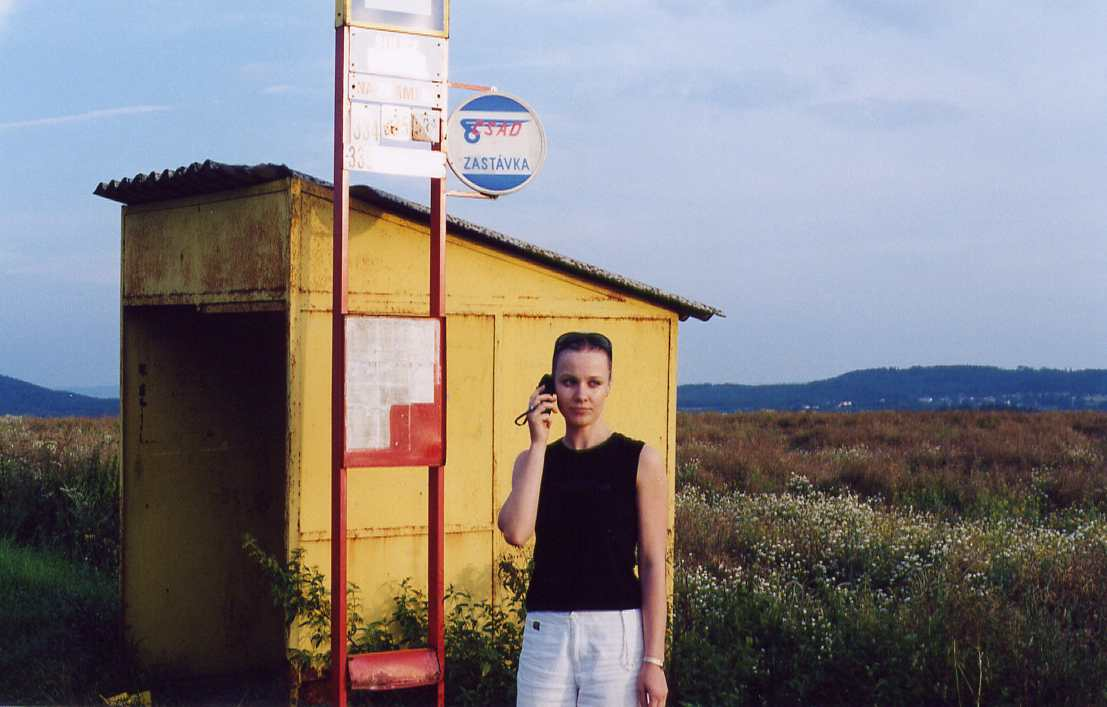 Jana - south of Prague, 2003