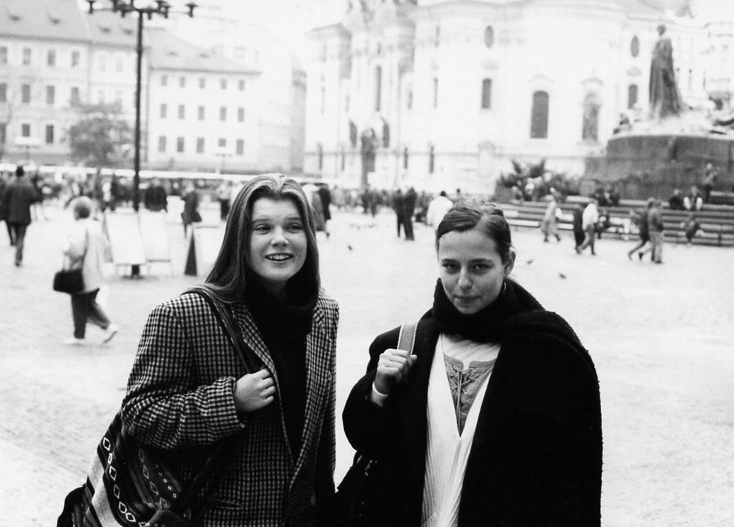 Katka & Marketa - Staromak, 1994