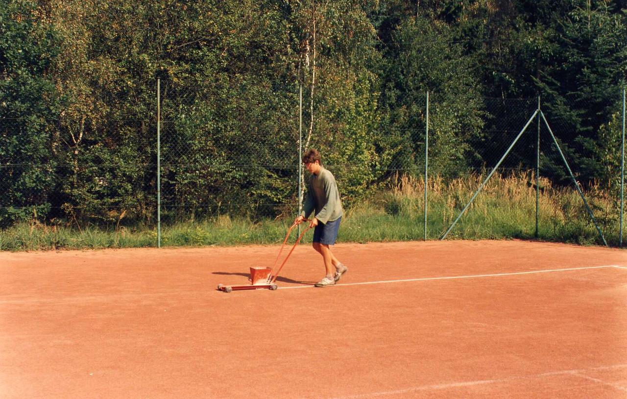 David - southern Bohemia, 1991