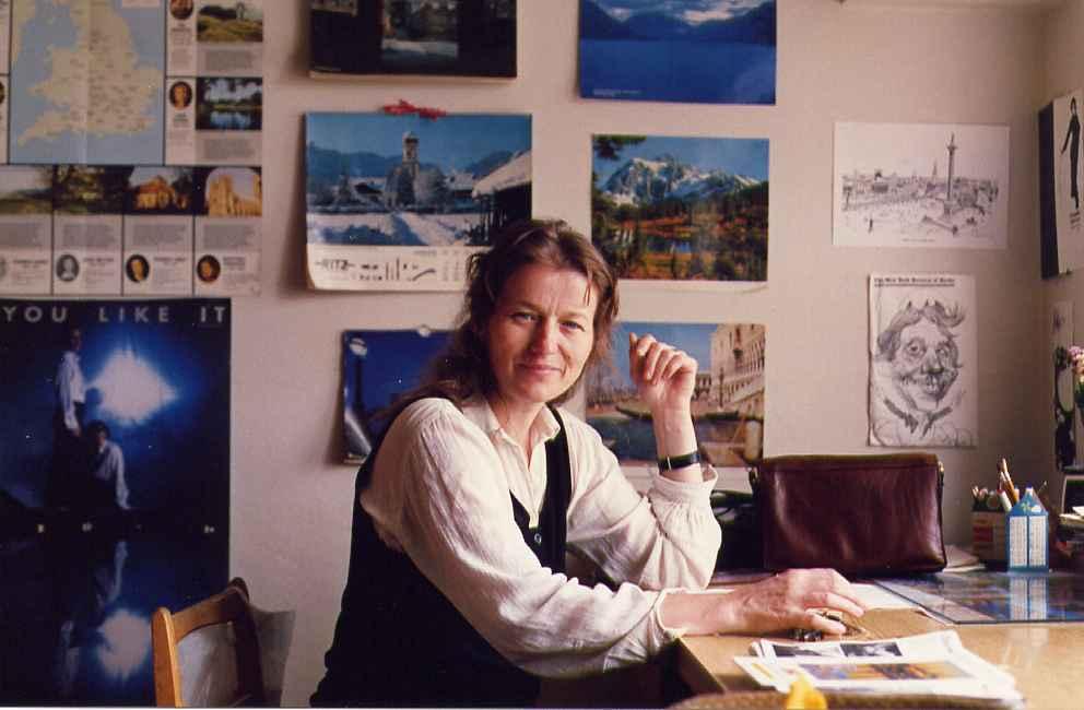 Tana - Prague, 1992