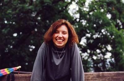 Eva - Prague, 1992