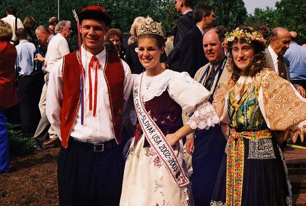 Miss Czech-Slovak USA - Washington DC, 2002