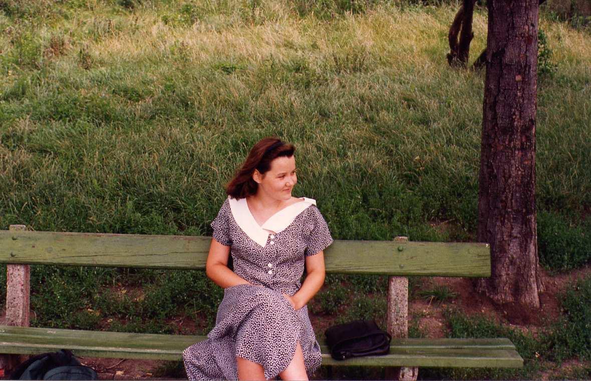 Monika - Prague, 1993