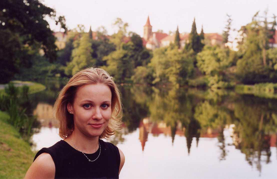 Jana - Pruhonice, 2003