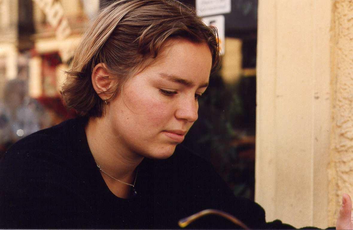 Mahulena - Prague, 1994